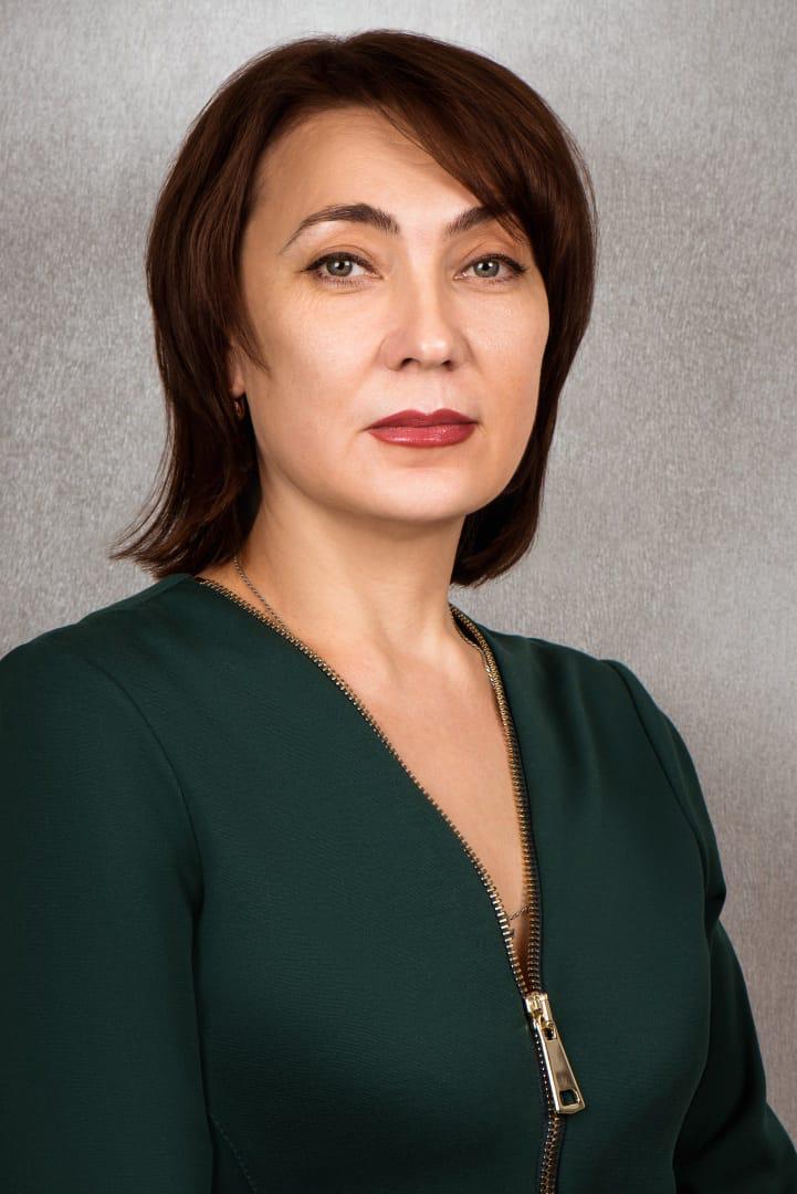 Чернова Оксана Валерьевна